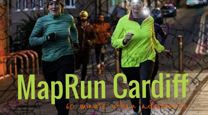 Cardiff MapRun League Results with 1 race to go