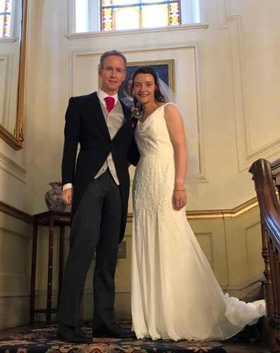 Rhys Manning Wedding
