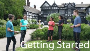 Get out & go orienteering How-to videos