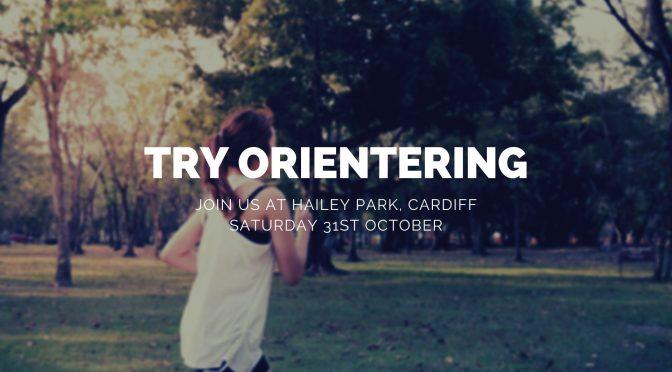 Hailey Park, Cardiff – Saturday 31st October